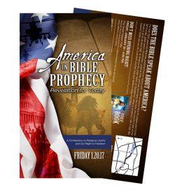 America in Biblical Prophecy Evangelism Campaign