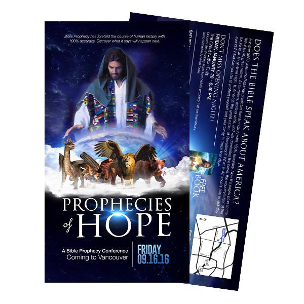 Prophecies of Hope 6″ x 11″ Jumbo Cards   SermonView