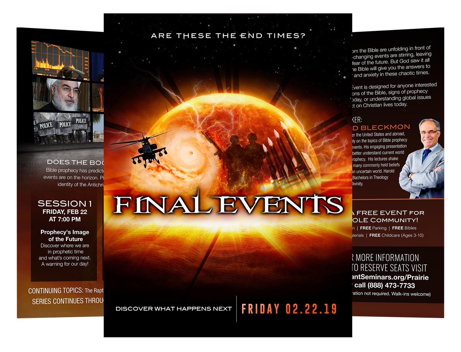Final Events | SermonView Evangelism Marketing